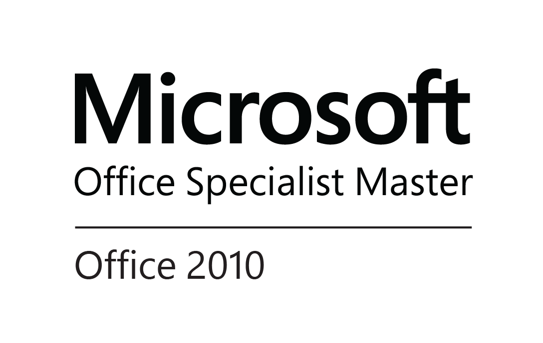 Microsoft Office Specialist Master Office 2010