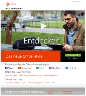 Office 2013 Consumer Preview